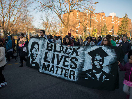 """No Justice, No Peace"": Are Police Abolitionists Losing the Public Debate?"
