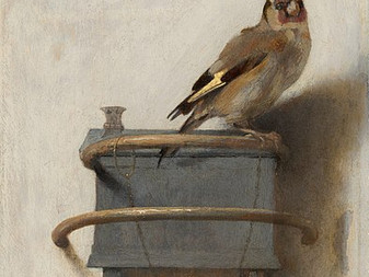 "Art is Everywhere in ""The Goldfinch"""