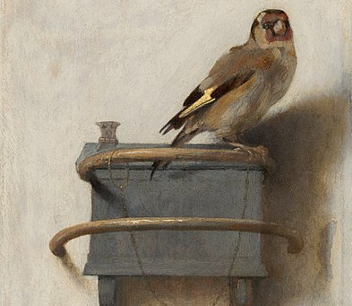 """Art is Everywhere in """"The Goldfinch"""""""