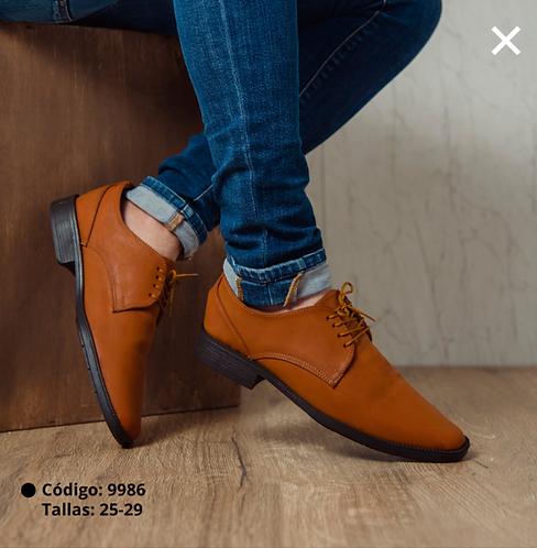 Zapato Caballero LSSL 9986