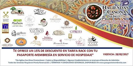 Hoteles en Jalisco, La Ruta del Tequila, Chapala Tour, Guadalajara, Tlaquepaque, Mascota, Tapalpa, Mazamitla, Lagos de Moreno, San Juan de los Lagos, Tepatitlan