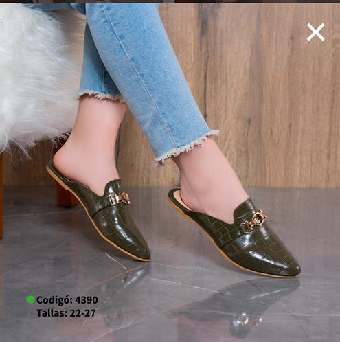 Zapato Bajito 4390