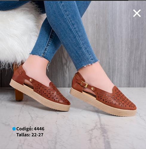 Zapato Bajito 4446