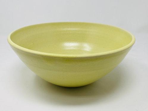 sunshine yellow bowl