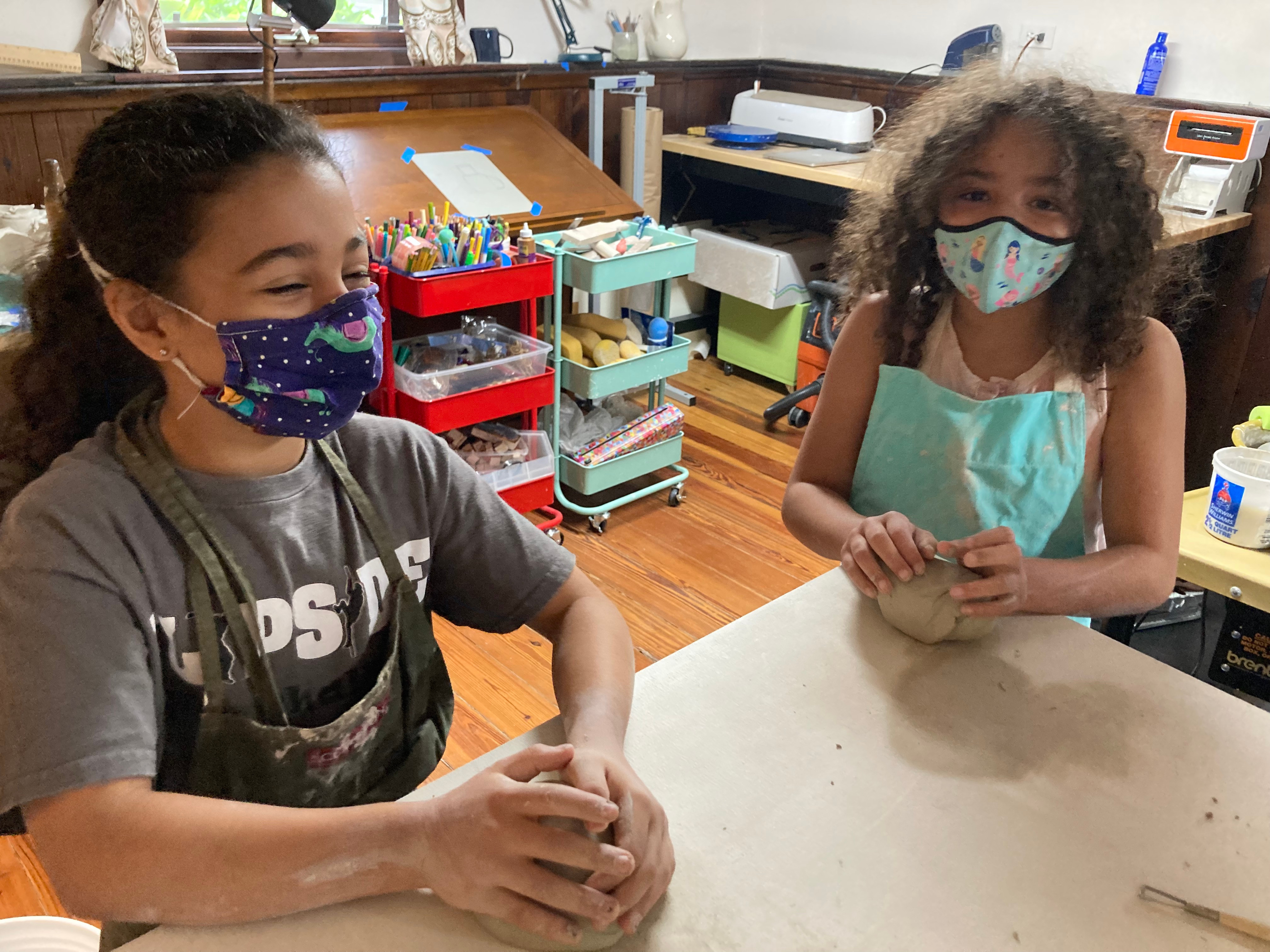 Art Explorations for Ages 8-10 FULL