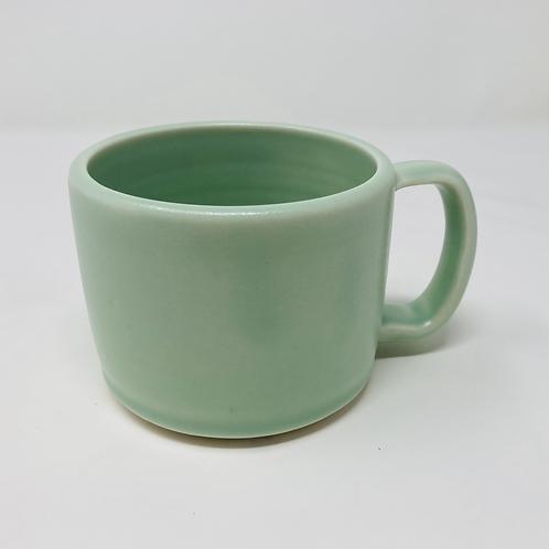 10 oz seafoam latte mug