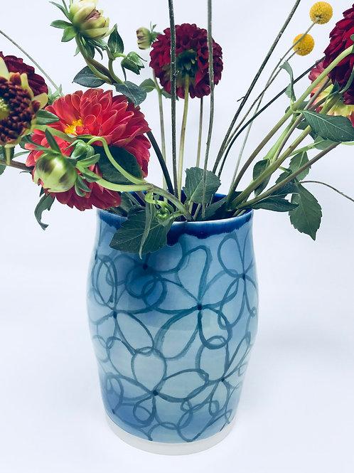 Large shasta vase