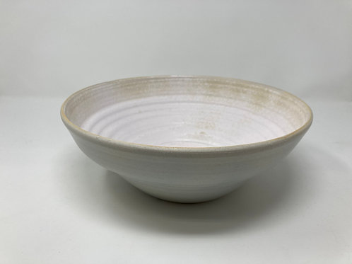 low opalescent bowl