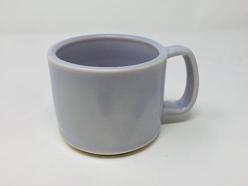 10 oz lilac matte latte mug set