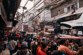 Indie, Old Delhi