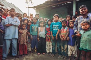 vesnice, Nepál