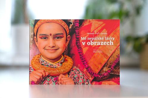 """Fotokniha """"Mé nepálské lásky v obrazech"""""""