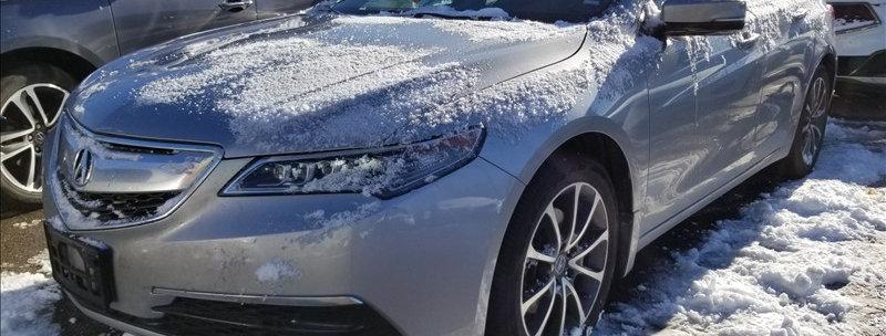 2017 ACURA TLX SH-AWD V6 TECH