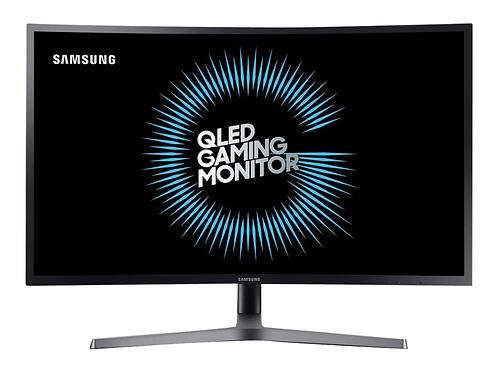 "Samsung C32HG70QQN - CHG7 Series - QLED monitor - curved - 32"""