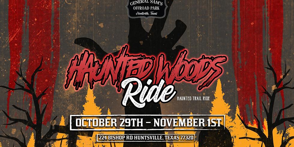 Haunted Wood's Ride