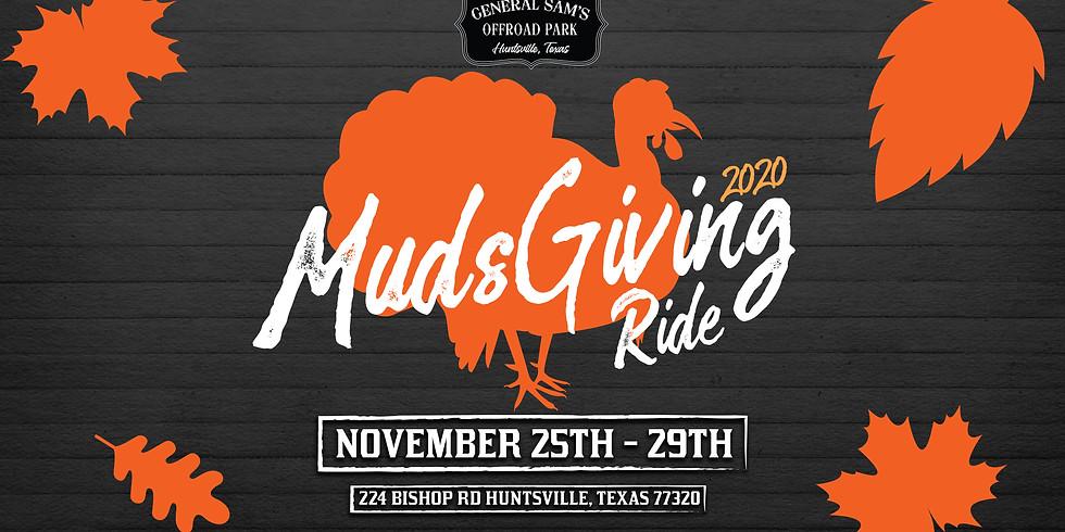 Mudsgiving Ride