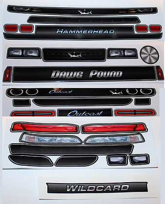 Decals for 1/10 Buggy Street Stock
