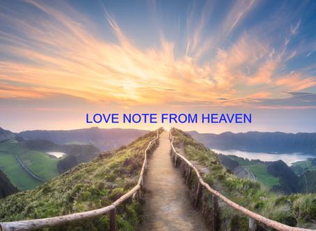 Love Letter from Heaven  18