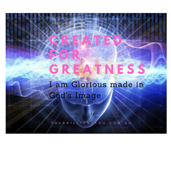 Created for Greatness