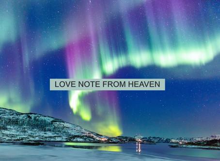 Love Letter from Heaven 19