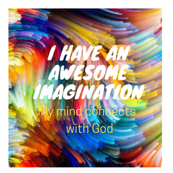 I have an awesome imagination