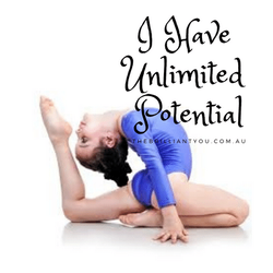 Mind 3 I have unlimited potential