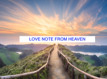 Love Letter from Heaven 9