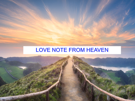 Love Letter from Heaven    39