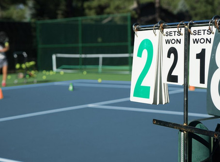 COVID-19 PLAYING TENNIS SAFELY (Facility and Programming recommendations)