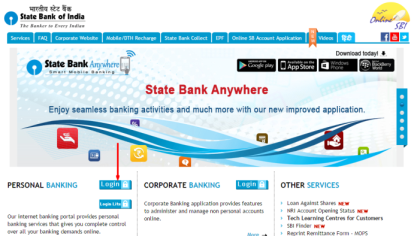 How to Activate Online SBI Net Banking