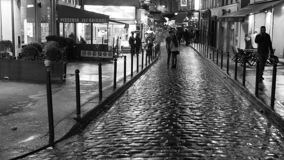 Street -Paris