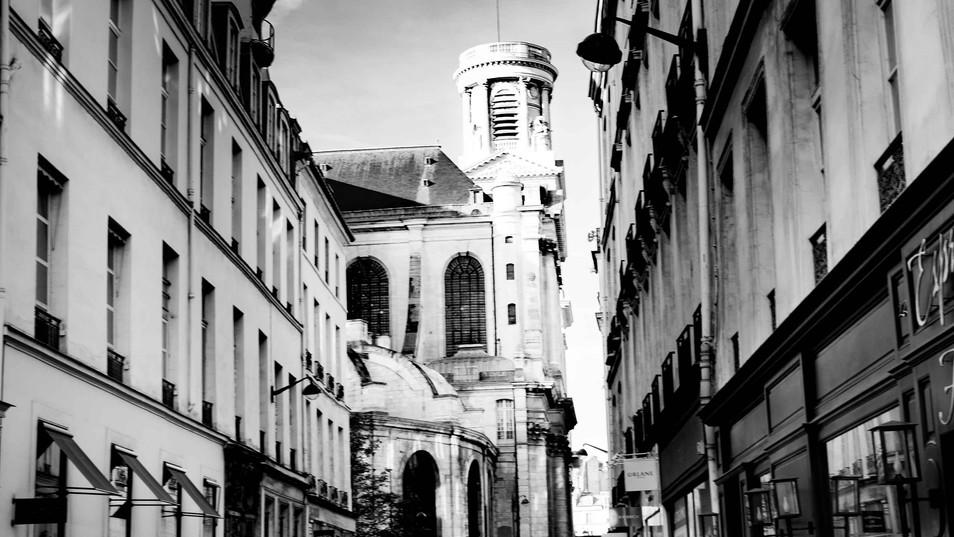 Street-Paris