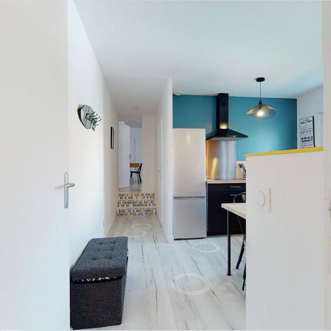 Appartement situé aux Sables d'Olonne