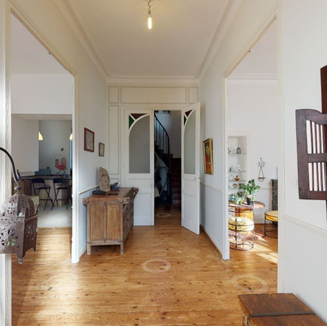 Maison de maître située aux Brouzils