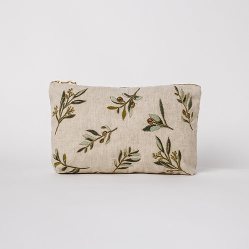 Olive Everyday Pouch