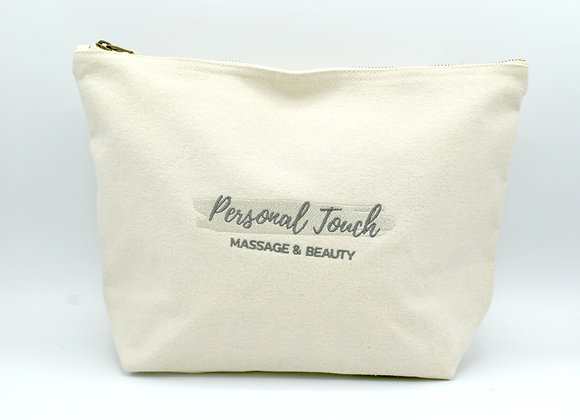 Organic Cotton Travel Bag