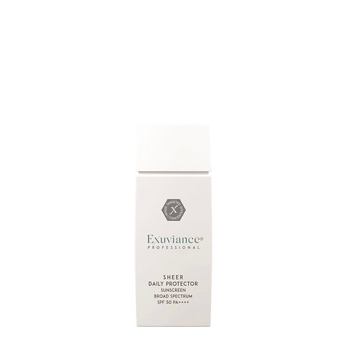 Exuviance Sheer Daily Protector SPF50