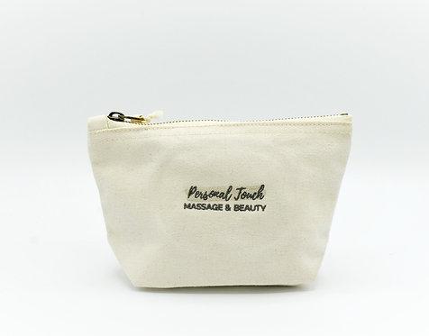 Organic Cotton Accessory Bag