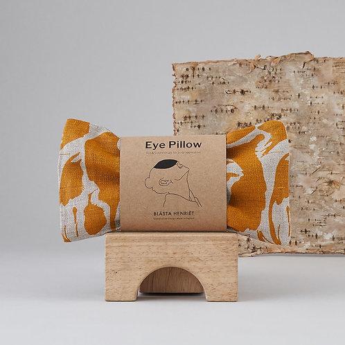 Blasta Henriet Eye Pillow -Yellow Print