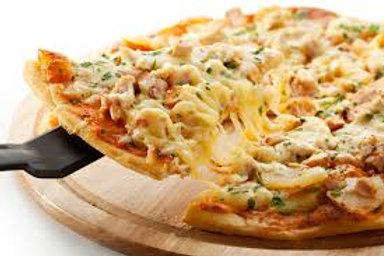 Pizza Cuadrada Cubana Especial