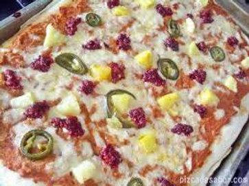 Pizza Mediana Ranchera