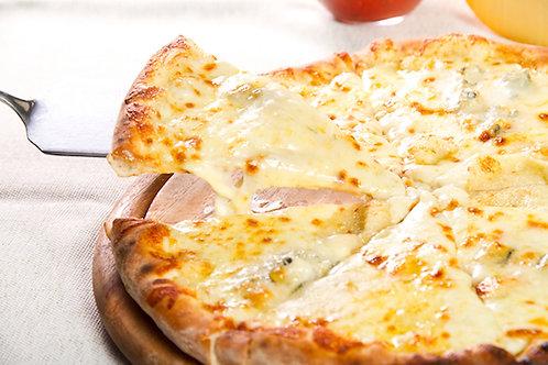 Pizza Mediana 4 Quesos