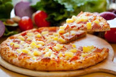 Pizza Familiar Hawaiana Especial