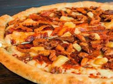 Pizza Mediana de Carne al Pastor