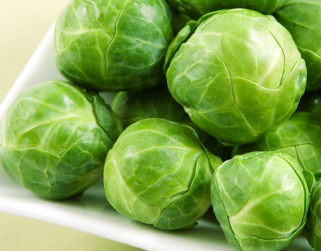 Brussels sprout