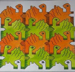 14 Dino's