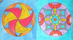 5 Spiegelbeelden