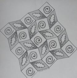 05 Ruit Vierkant