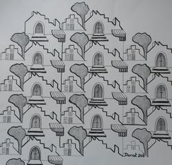 12 Escherstadje