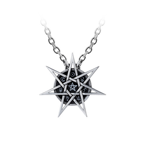 Elven Star Necklace